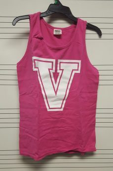 Pink Tank (Front)