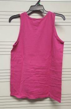Pink Tank (Back)